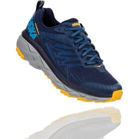 Hoka One One Challenger ATR 5 Chaussures de trail Homme, moonlight ocean/old gold
